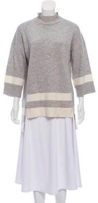 LK Bennett Striped Wool Sweater