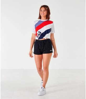 Fila Women's Kari Fleece Shorts