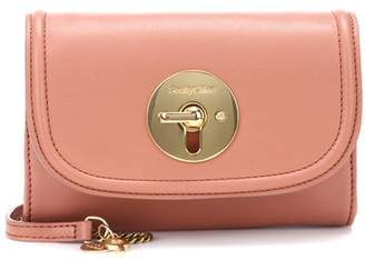 See by Chloe Lois Mini leather shoulder bag