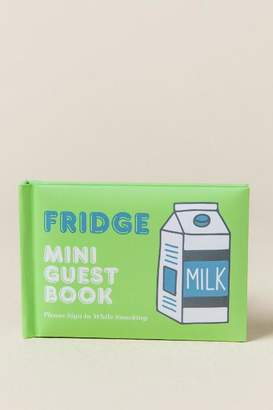 Knock Knock Fridge Mini Guest Book