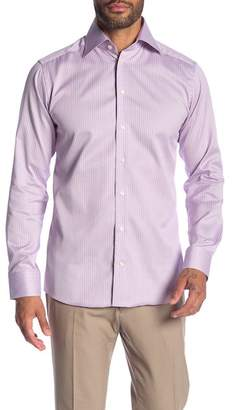 Eton Long Sleeve Slim Fit Shirt