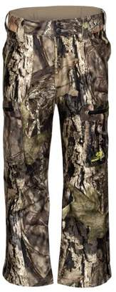 Mossy Oak YOUTH MOSSY OAK CAMO SCENT CONTROL HUNTING PANT