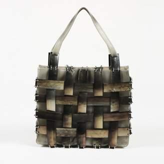 Bottega Veneta Grey Exotic leathers Purses, wallets & cases