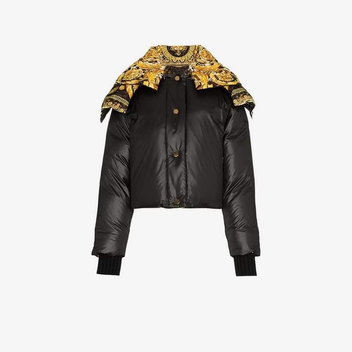 barocco reversible puffer jacket