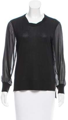 Reed Krakoff Cashmere & Wool-Blend Sweater