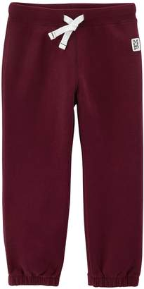 Carter's Toddler Boy Basic Fleece Pants