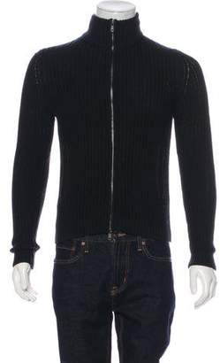 Todd Snyder Wool Zip Sweater.