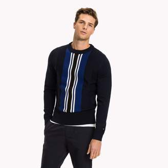 Tommy Hilfiger Vertical Stripe Sweater