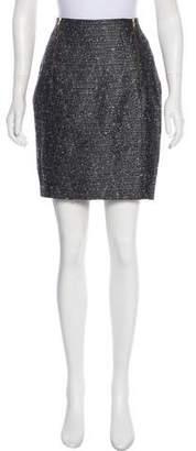DAY Birger et Mikkelsen Metallic Knee-Length Skirt