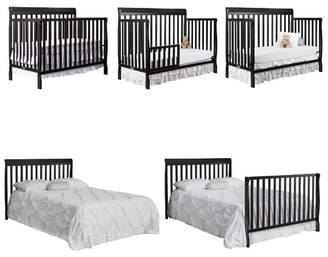 Dream On Me Alissa 4-in-1 Convertible Crib