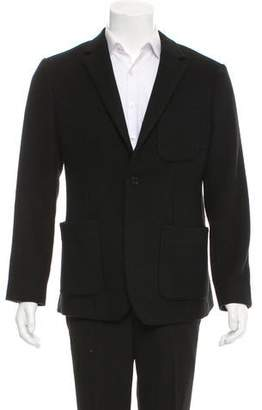 Jack Spade Woven Two-Button Blazer
