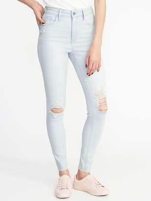 Old Navy High-Rise Secret-Slim Pockets Rockstar Ankle Jeans for Women
