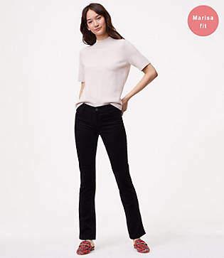 LOFT Tall Bootcut Corduroy Pants in Modern