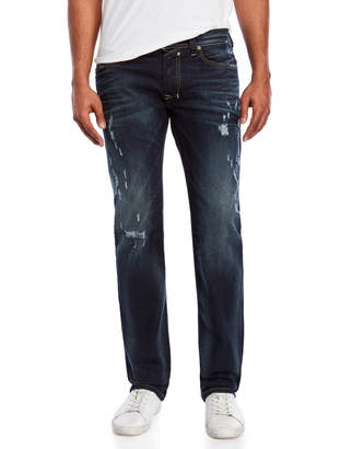 Diesel Safado Regular Slim-Straight Jeans