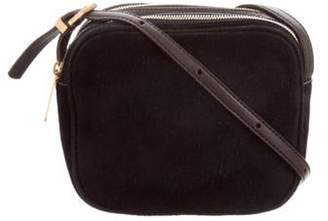 The Row Mini Twin Crossbody Bag Black Mini Twin Crossbody Bag
