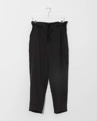 Dakota Secular The Black Paperbag Pant
