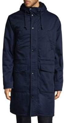 Wesc Heavyweight Hooded Winter Parka