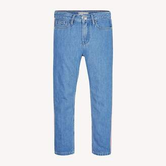 Tommy Hilfiger Izzy High Rise Cropped Jeans