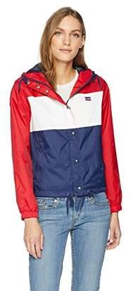 Levi's Women's Retro Hooded Track Jacket