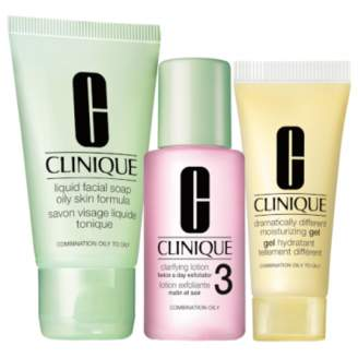 Clinique 3-Step Introduction Kit Skin Type 3 - Oily
