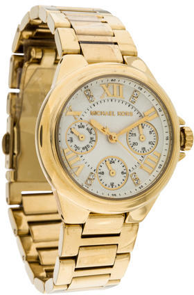 MICHAEL Michael Kors Michael Kors Mini Camille Watch
