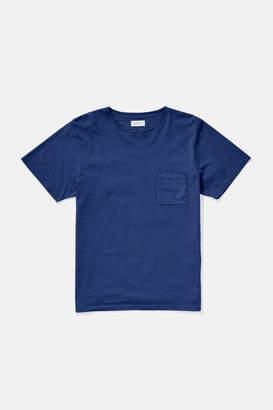 Saturdays NYC Randall Pima Short Sleeve Shirt