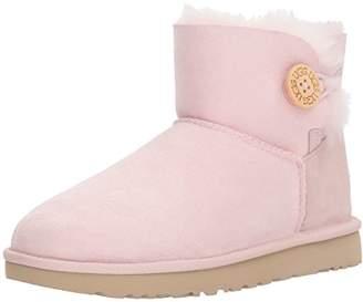 UGG Women's Mini Bailey Button II Fashion Boot
