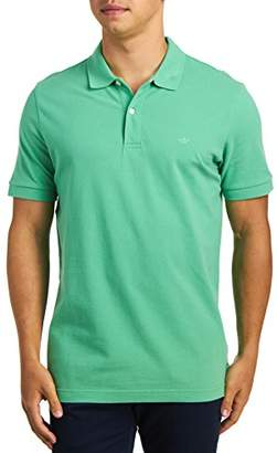 Dockers Washed Pique Polo Short Sleeve
