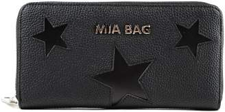 Mia Bag Star Zip Around Wallet