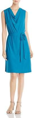 Leota Lena Cowl Neck Dress $138 thestylecure.com