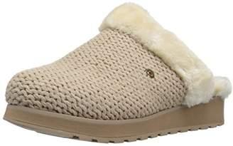 Skechers BOBS Women's Keepsakes High-Nubby Knit Clog