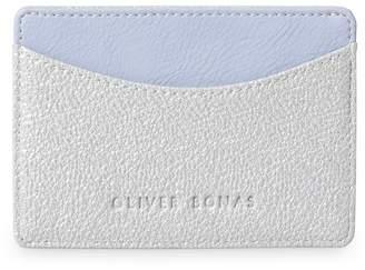 Oliver Bonas Iris Textured Card Holder