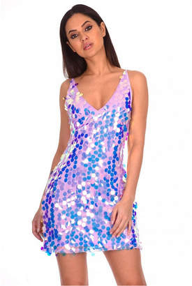 AX Paris Sequin Swing Dress
