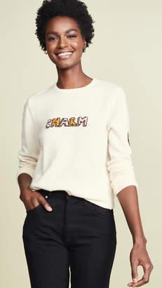 Bella Freud Charm Cashmere Sweater