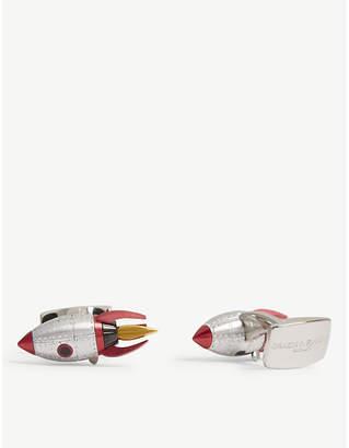 Deakin And Francis Rocket cufflinks