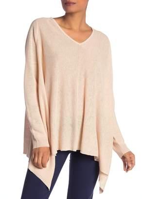Eileen Fisher V-Neck Organic Linen Tunic