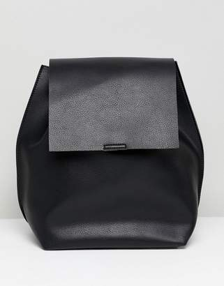 Street Level Black Lightweight Backpack