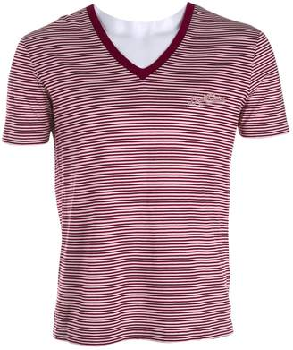 Louis Vuitton Red Cotton Shirts