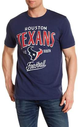 Junk Food Clothing Houston Texans Kick Off Tee