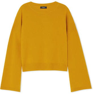 Theory Cashmere Sweater - Yellow