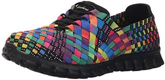 Skechers Sport Women's EZ Flex 2 Tada Fashion Sneaker $65 thestylecure.com