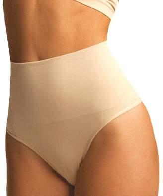 120ee28968ca6 FIRSTLIKE Women Waist Cincher Girdle Tummy Slimmer Sexy Thong Panty  Shapewear