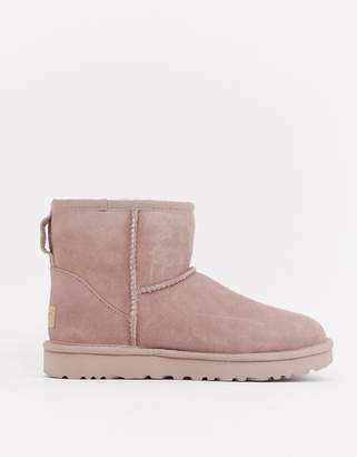 UGG Classic Mini II Pink Boots