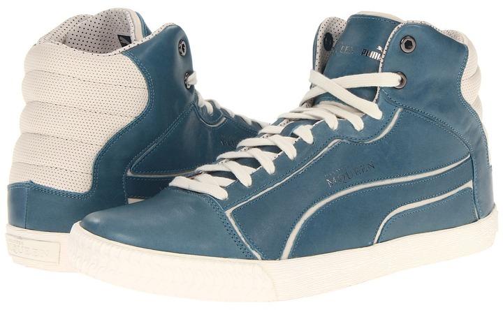 Puma Street Climb II Mid (Aegean Blue) - Footwear