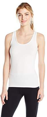 Majestic Filatures Women's Alice Soft Touch Scoop Neck Tank
