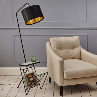 Graham and Green Magazine Rack Floor Lamp