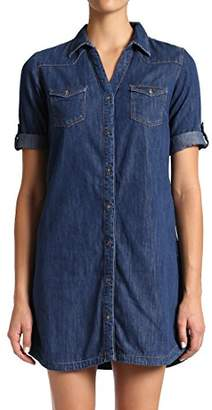 Mavi Jeans Women's BREE A-LINE Denim Dress