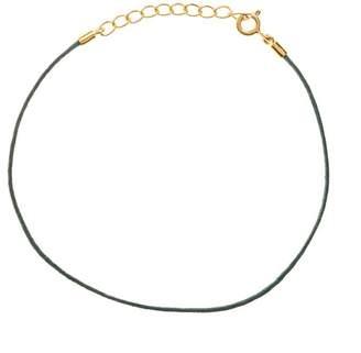 With Love Darling String Bracelet - Green