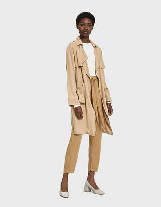 Stelen Kye Draped Trench