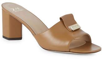 Zac Posen Annabelle Leather Sandal